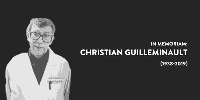 Christian Guilleminault: Nachruf an einen Freund