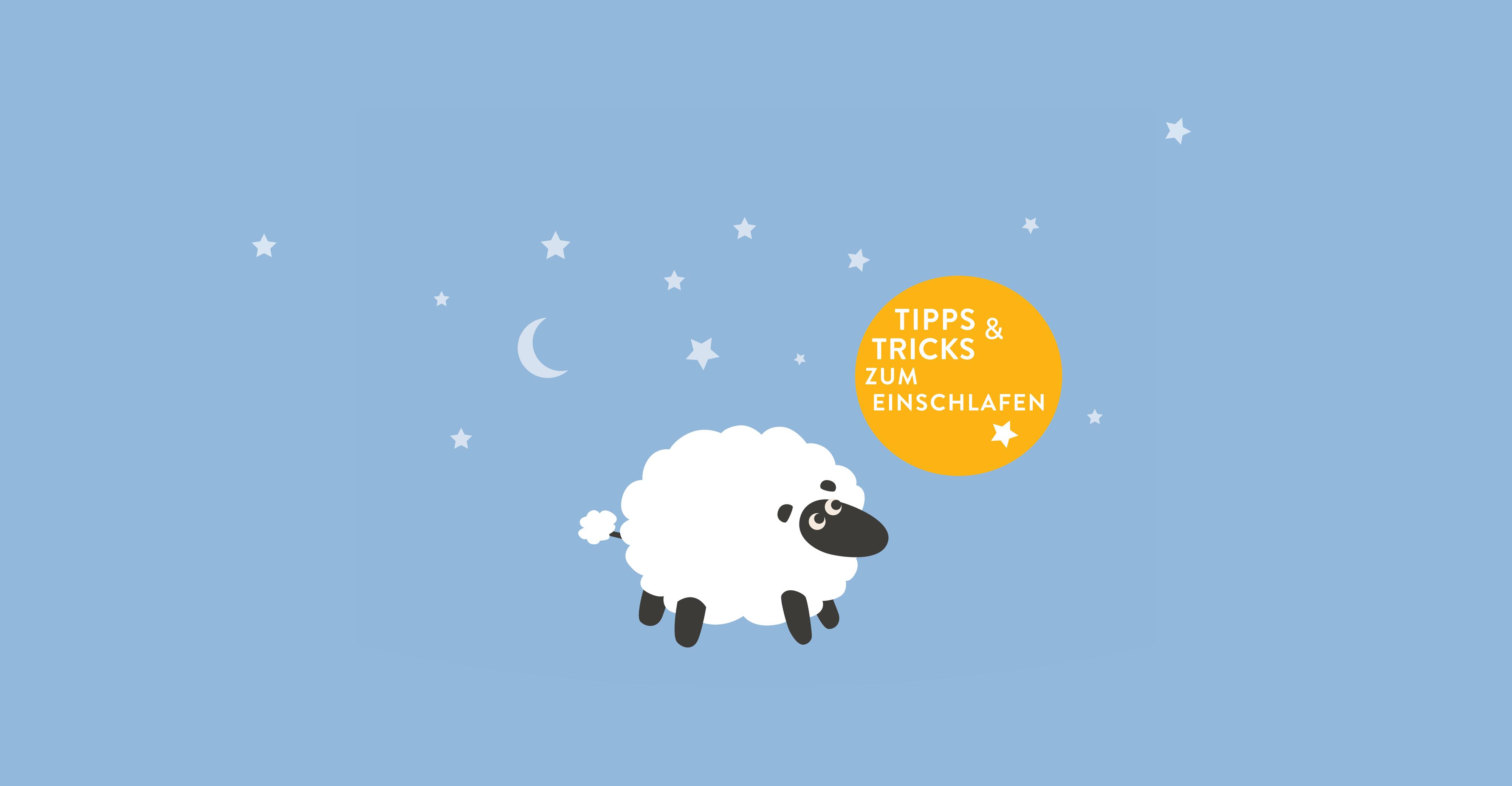 Schlaftipps: Tipps & Tricks zum Einschlafen