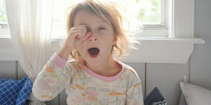 Wenn Kinder schlecht schlafen: Nicht nur die Mandeln untersuchen lassen