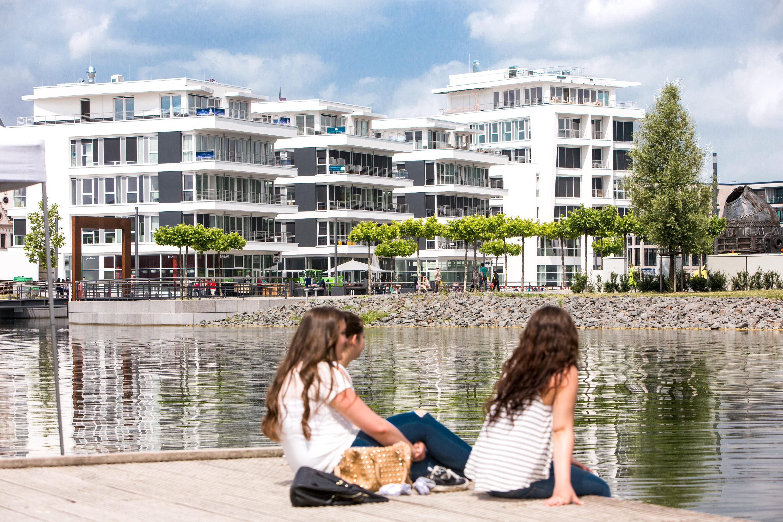 Das Somnolab am Phoenix See in Dortmund