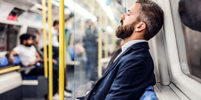 """""""Schlaf-in-der Öffentlichkeit""""-Tag"""