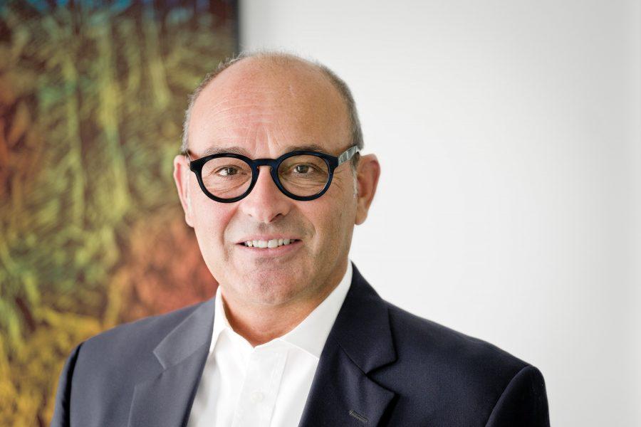 Portrait: Dr. Riccardo Stoohs