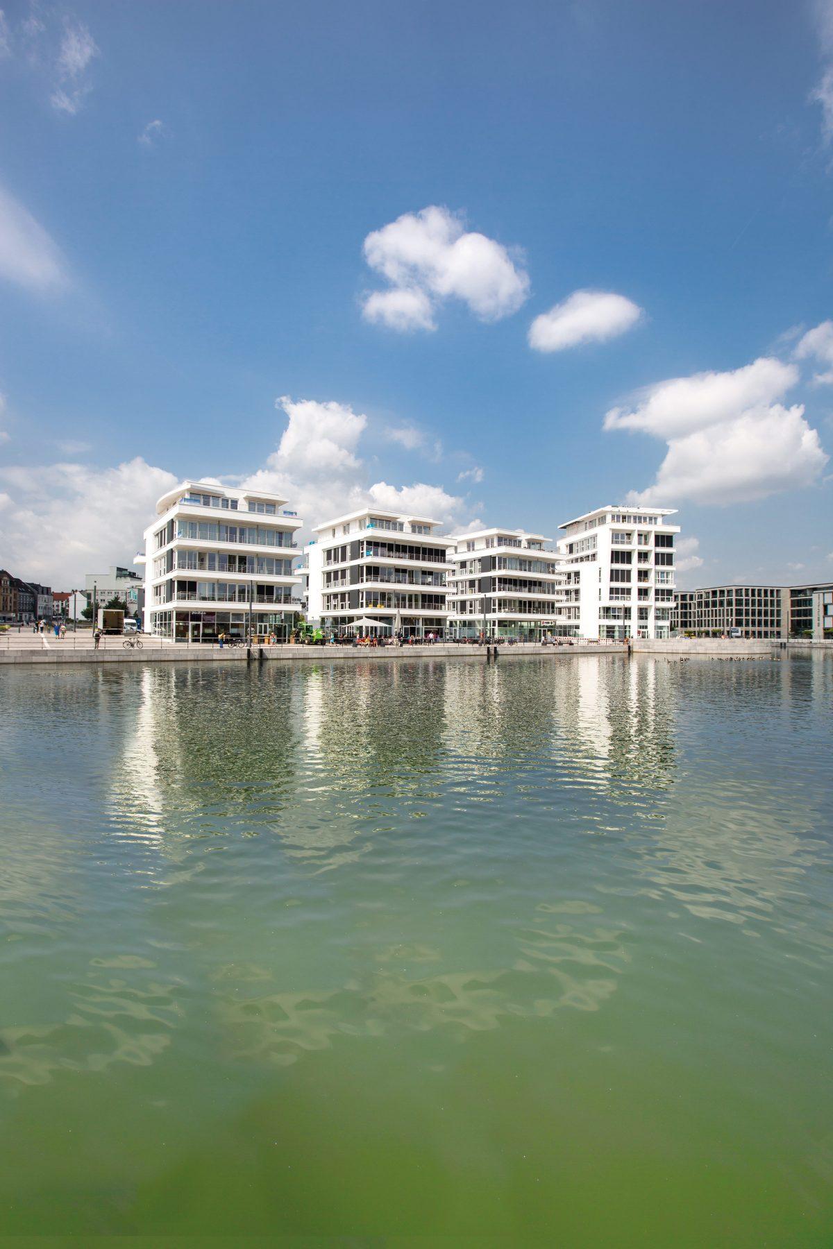 Phönixsee in Dortmund